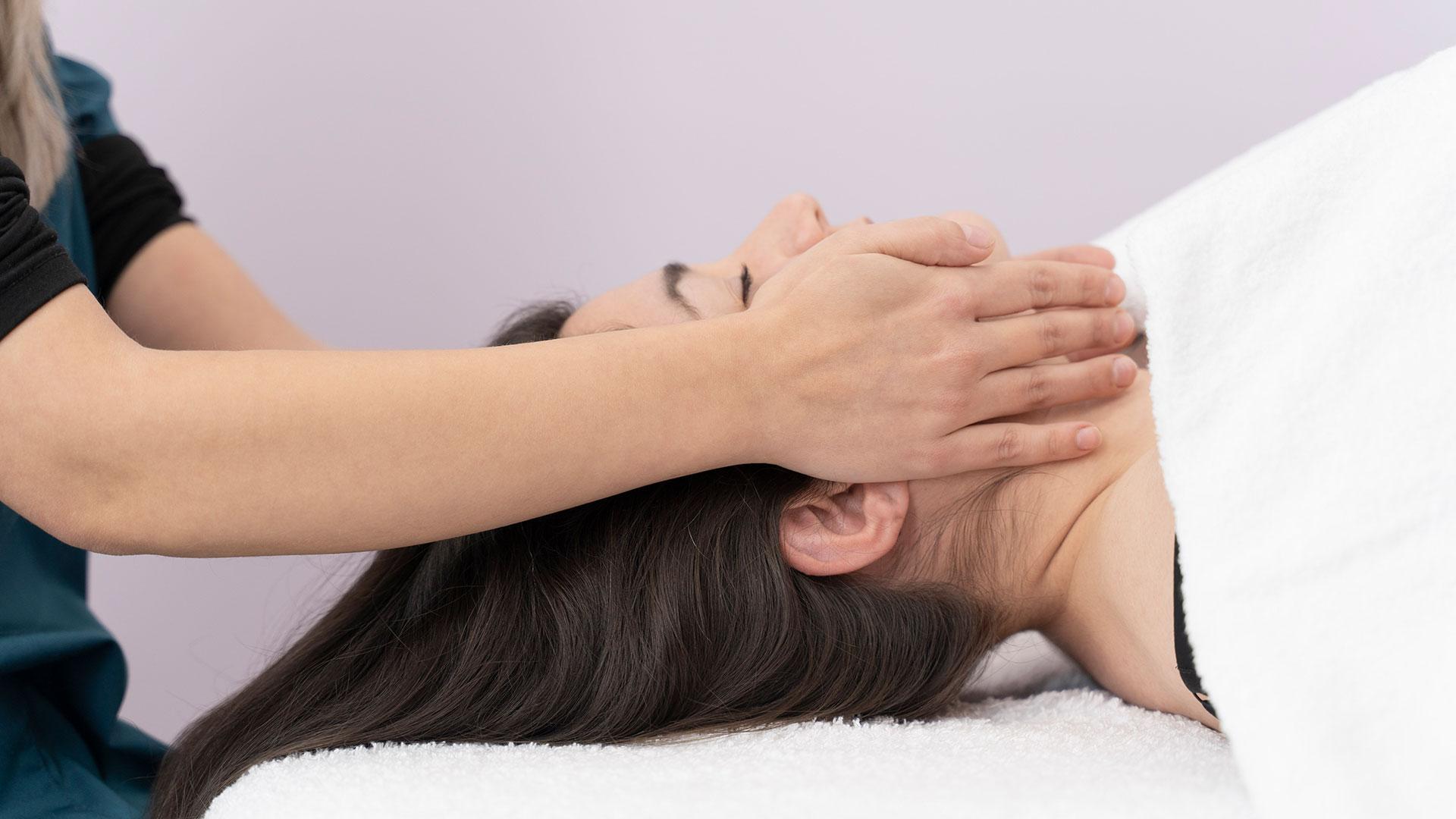 Fisioterapia de la mujer